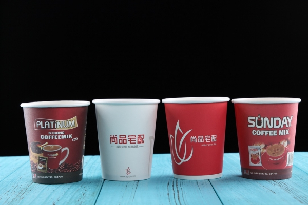 广州8盎司纸杯