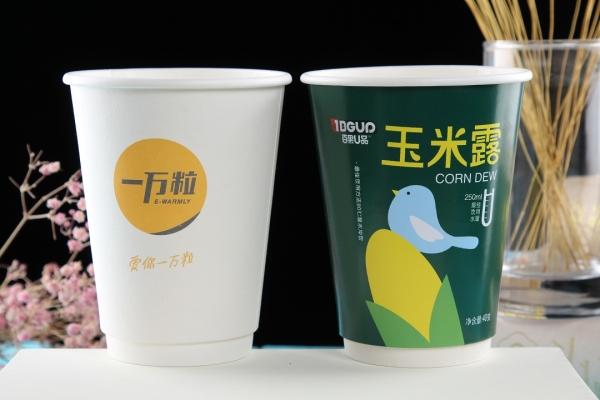 广州12盎司纸杯(中空)