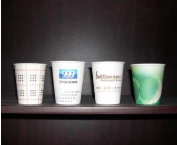 广告纸杯设计