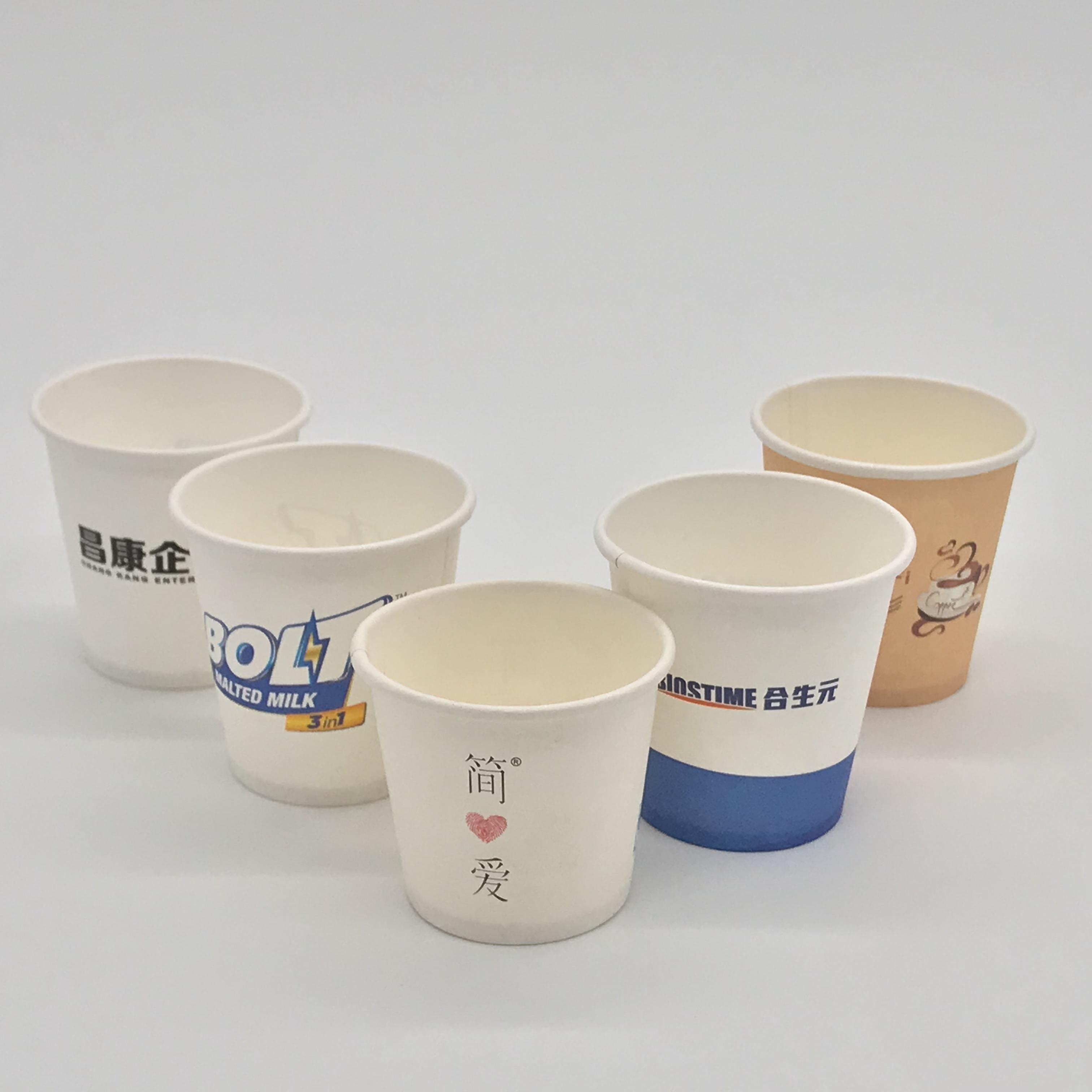 纸杯设计印刷
